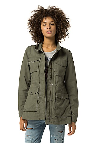 Women's Outerwear | Tommy Hilfiger USA