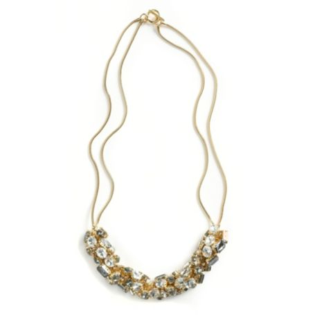Image for GLASS CLUSTER NECKLACE from Tommy Hilfiger USA