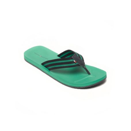 Image for FABRIC THONG FLIP FLOPS from Tommy Hilfiger USA