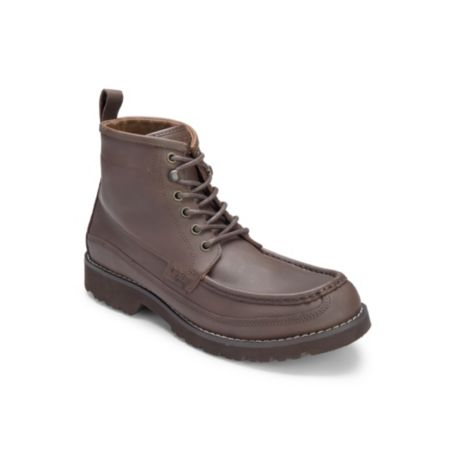 Image for LEATHER WORK BOOT from Tommy Hilfiger USA