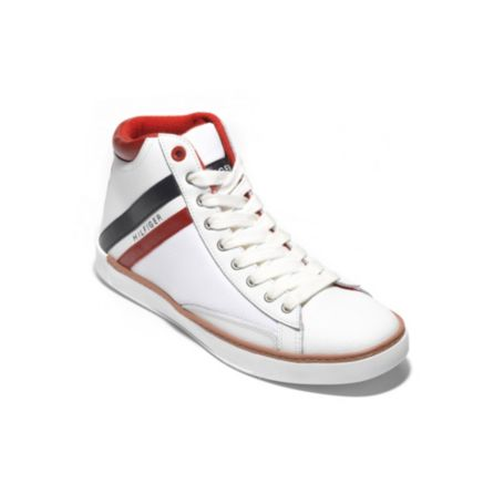 Image for HIGHTOP CASUAL SNEAKER from Tommy Hilfiger USA