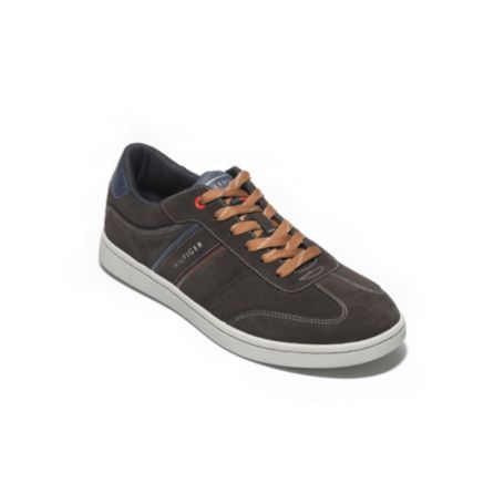 Image for SUEDE CASUAL SNEAKER from Tommy Hilfiger USA