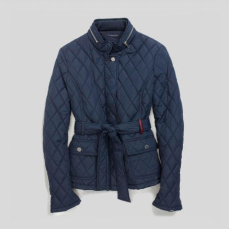Image for QUILTED JACKET from Tommy Hilfiger USA