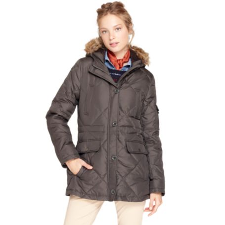 Image for HOODED DOWN JACKET from Tommy Hilfiger USA