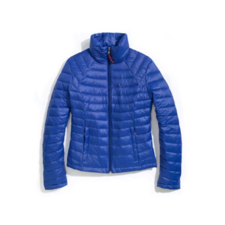 Image for PACKABLE SHORT JACKET from Tommy Hilfiger USA