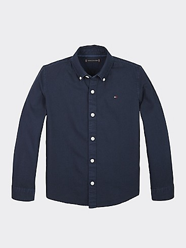 타미 힐피거 Tommy Hilfiger TH Kids Classic Shirt