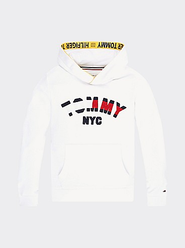 타미 힐피거 Tommy Hilfiger TH Kids Repurposed Hoodie