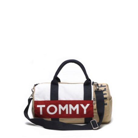 Image for MINI HARBOR POINT DUFFLE from Tommy Hilfiger USA