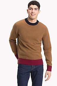 타미 힐피거 울 스웨터 Tommy Hilfiger Wool Tipped Sweater