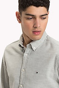타미 힐피거 Tommy Hilfiger Super Fine Corduroy Shirt