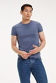 타미 힐피거 Tommy Hilfiger Stretch Cotton T-Shirt