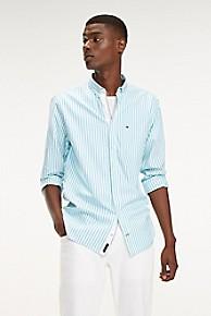 타미 힐피거 Tommy Hilfiger Regular Fit Organic Oxford Shirt