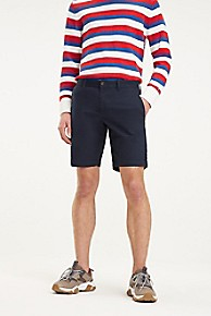 타미 힐피거 Tommy Hilfiger Stretch Cotton Short