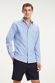 타미 힐피거 Tommy Hilfiger Regular Fit Lightweight Oxford Shirt