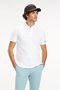 타미 힐피거 반팔 카라티 (레귤러핏) Tommy Hilfiger Regular Fit Logo Sleeve Polo