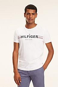 타미 힐피거 반팔티 Tommy Hilfiger Flag Logo T-Shirt