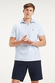 타미 힐피거 Tommy Hilfiger Oxford Pique Cotton Polo