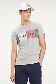 타미 힐피거 Tommy Hilfiger Organic Cotton Logo T-Shirt