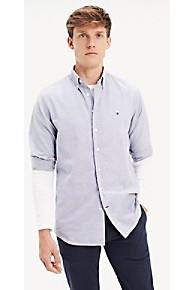 타미 힐피거 Tommy Hilfiger Oxford Regular Fit Shirt