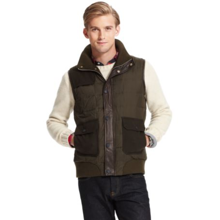 Image for PUFFER VEST from Tommy Hilfiger USA
