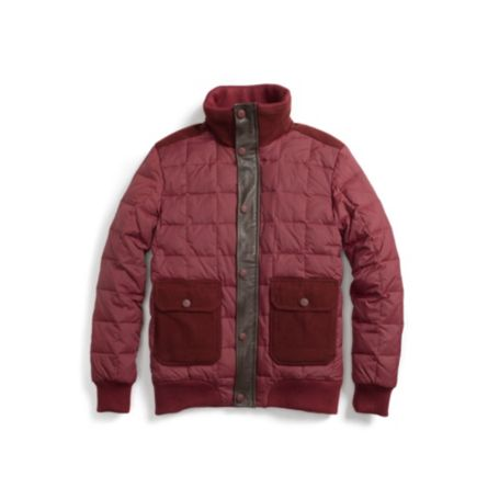 Image for QUILTED PUFFER JACKET from Tommy Hilfiger USA