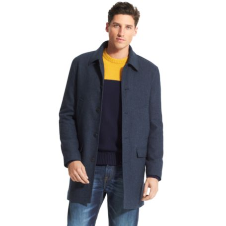 Image for SOLID COAT from Tommy Hilfiger USA