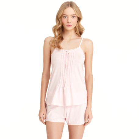 Image for PLEATED WOVEN CAMI from Tommy Hilfiger USA