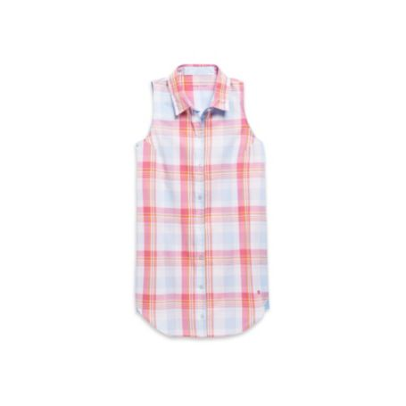 Image for PLAID SLEEP SHIRT from Tommy Hilfiger USA