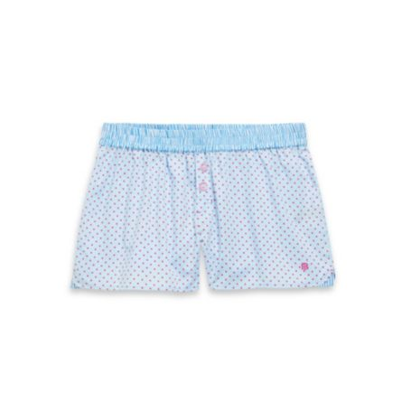 Image for CHAMBRAY DOT SLEEP SHORTS from Tommy Hilfiger USA