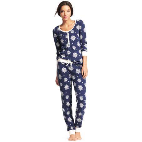 Image for THERMAL PJ SET from Tommy Hilfiger USA