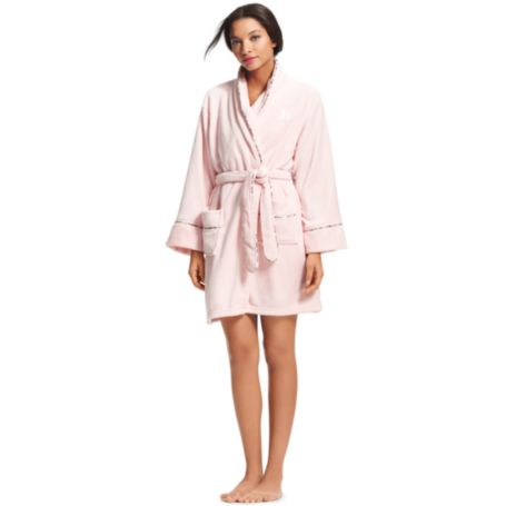 Image for PLUSH ROBE from Tommy Hilfiger USA