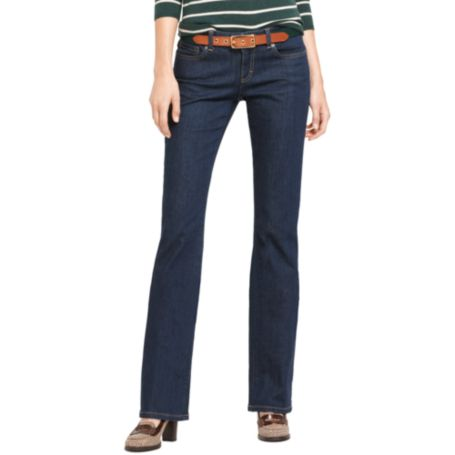 Image for MODERN FIT BOOTCUT JEAN - RINSE WASH from Tommy Hilfiger USA