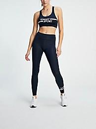 타미 힐피거 Tommy Hilfiger Full Length Legging Logo,DESERT SKY