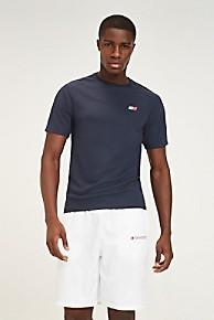 타미 힐피거 Tommy Hilfiger Tommy Sport Mesh Back T-Shirt