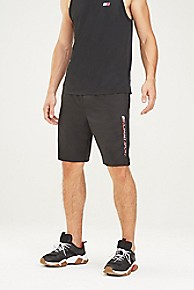 타미 힐피거 Tommy Hilfiger Tommy Sport Basketball Short,BLACK