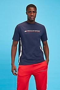 타미 힐피거 Tommy Hilfiger Tommy Sport Logo Tape T-Shirt