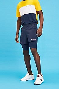 타미 힐피거 Tommy Hilfiger Tommy Sport 2-in-1 Short,SPORT NAVY