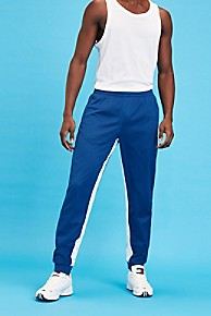 타미 힐피거 Tommy Hilfiger Tommy Sport Mesh Track Pant,BLUE