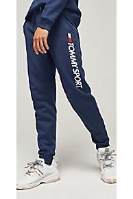 타미 힐피거 Tommy Hilfiger Tommy Sport Logo Jogger,SPORT NAVY MULTI