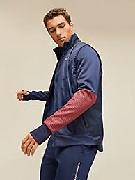 타미 힐피거 조끼 Tommy Hilfiger Reflective Glow Insulating Vest,SPORT NAVY