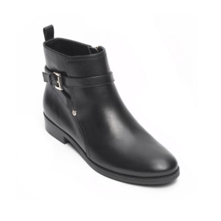 Image for SHORT BOOT WITH LEATHER STRAP from Tommy Hilfiger USA