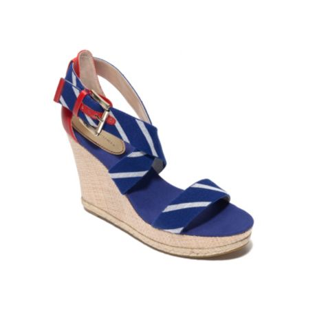 Image for CRISSCROSS WEDGE from Tommy Hilfiger USA