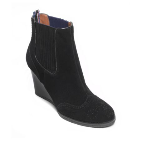 Image for WEDGE BOOTIE from Tommy Hilfiger USA