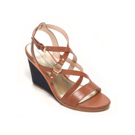 Image for CRISSCROSS ESPADRILLE WEDGE from Tommy Hilfiger USA
