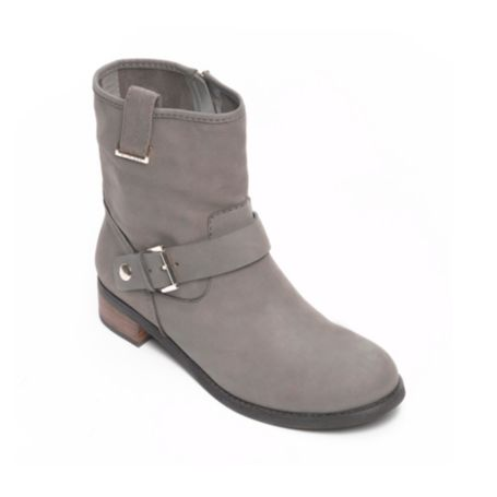 Image for SHORT BUCKLE STRAP BOOT from Tommy Hilfiger USA