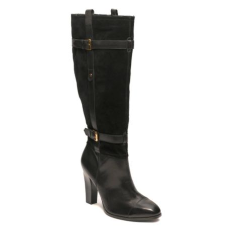 Image for PIECED HIGH HEEL BOOT from Tommy Hilfiger USA