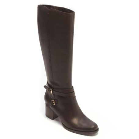 Image for LEATHER WESTERN BOOT from Tommy Hilfiger USA