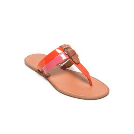 Image for SLIP-ON FLAT SANDAL from Tommy Hilfiger USA