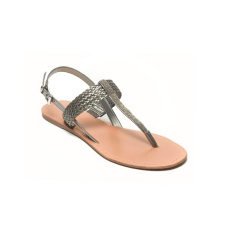 Image for BRAIDED FLAT SANDAL from Tommy Hilfiger USA