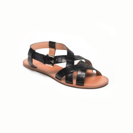 Image for CRISSCROSS CROC SANDAL from Tommy Hilfiger USA